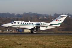 N100JS - JATO Aviation - Cessna 525B Citation CJ3 - Luton - 090311 - Steven Gray - IMG_0854