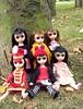 ¡Invasión! (Mery tenía un corderito) Tags: eyes doll sad asturias susie gijon japon muñeca vintaga