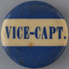 VICE-CAPT. (Leo Reynolds) Tags: canon eos iso100 pin badge button squaredcircle 60mm f80 0sec 40d hpexif xchildhoodx groupbuttons grouppins groupbadges sqset041 xleol30x