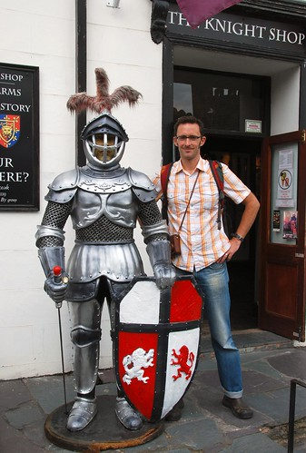 my knight, conwy (wales)