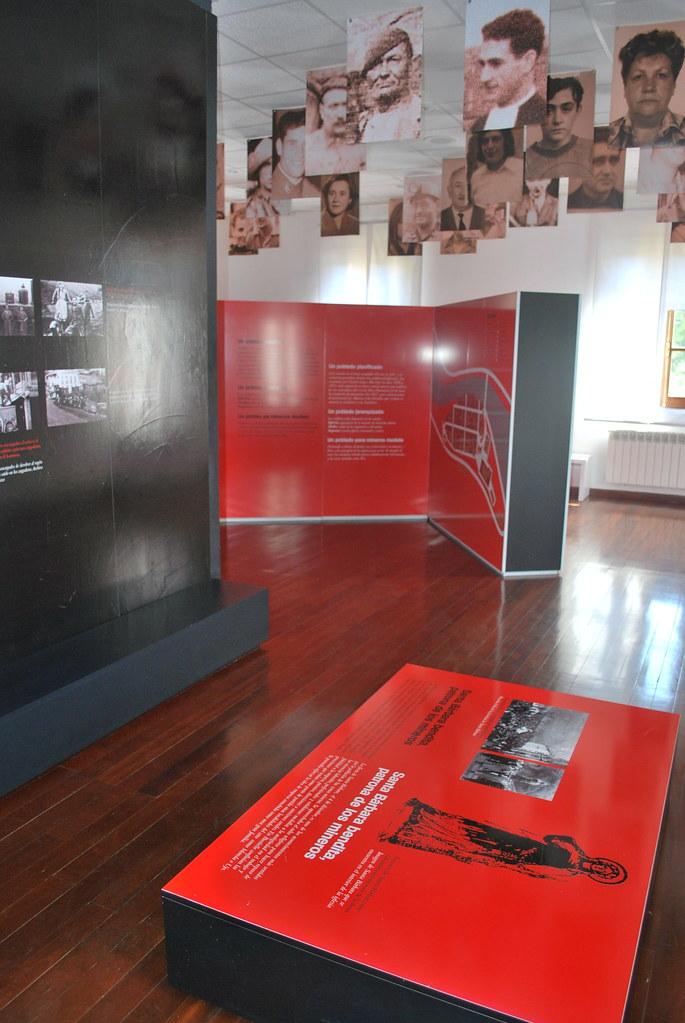 Interior del Centro de Interpretación - Foto cedida por Carmen Alonso