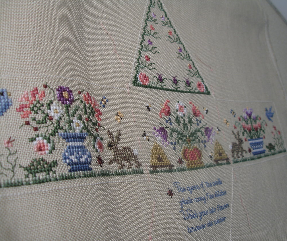 Stitching finished!