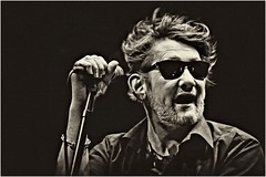 Shane MacGowan/The Pogues #1 (Scottspy) Tags: ireland blackandwhite punk singers pogues concertphotos thepogues shanemacgowan stillalive irishfolk fairytaleofnewyork scottspy