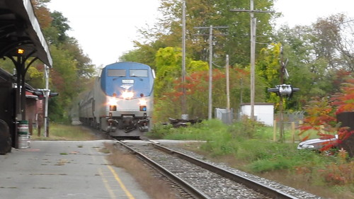 usa train vermont railway amtrak windsor vermonter amtrakstation windsormtascutney