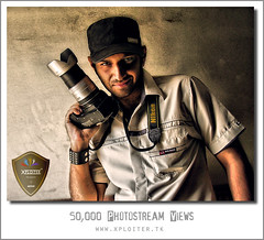 50,000 Photostream Views , Thanks a Lot Friends =) (Xploi ) Tags: pakistan copyright art photomanipulation photoshop geotagged nikon  karachi hdr cs4 atif photomatrix thesuperbmasterpiece xploiter nikoncorperation xploitercorporation
