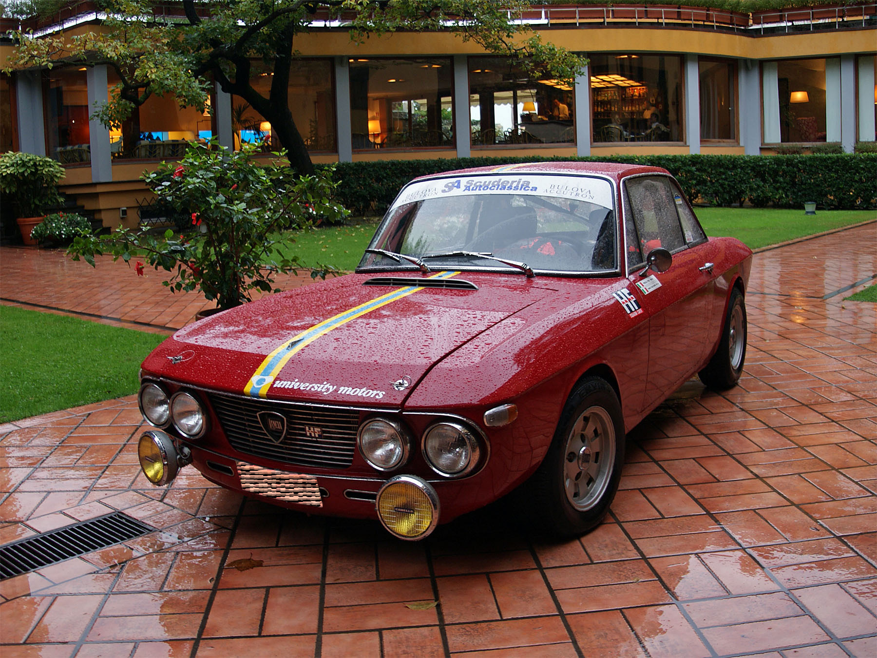 Lancia Fulvia Coupe Rally 1.3