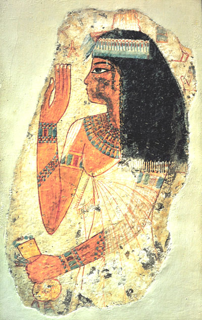Lady Tjepu Brooklyn Museum Egyptian collection