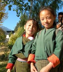 Singing Schoolgirls