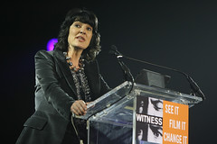 Christiane Amanpour - WITNESS Gala 2009