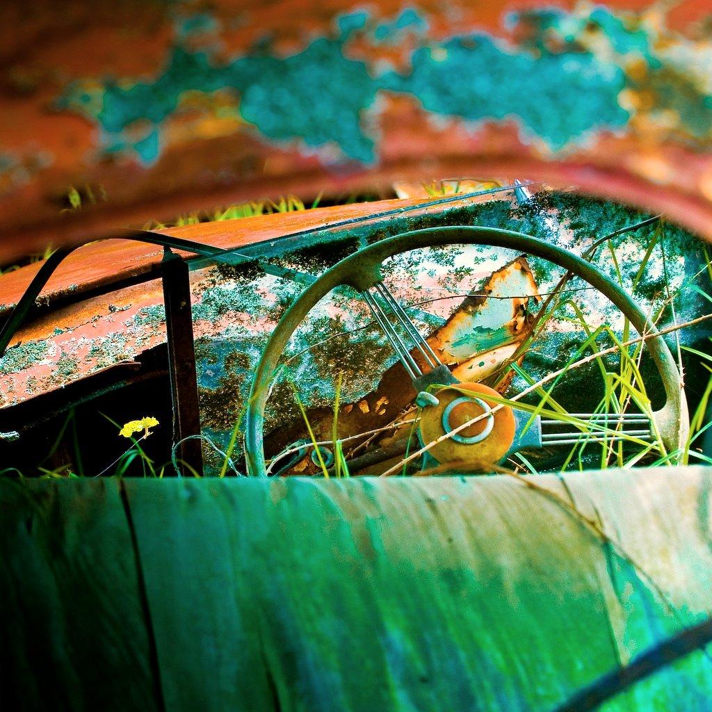 Cuba Gallery: Old vintage car