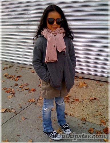 SAKURA. MiniHipster.com: children's childrens clothing trends, kids street fashion, kidswear lookbook