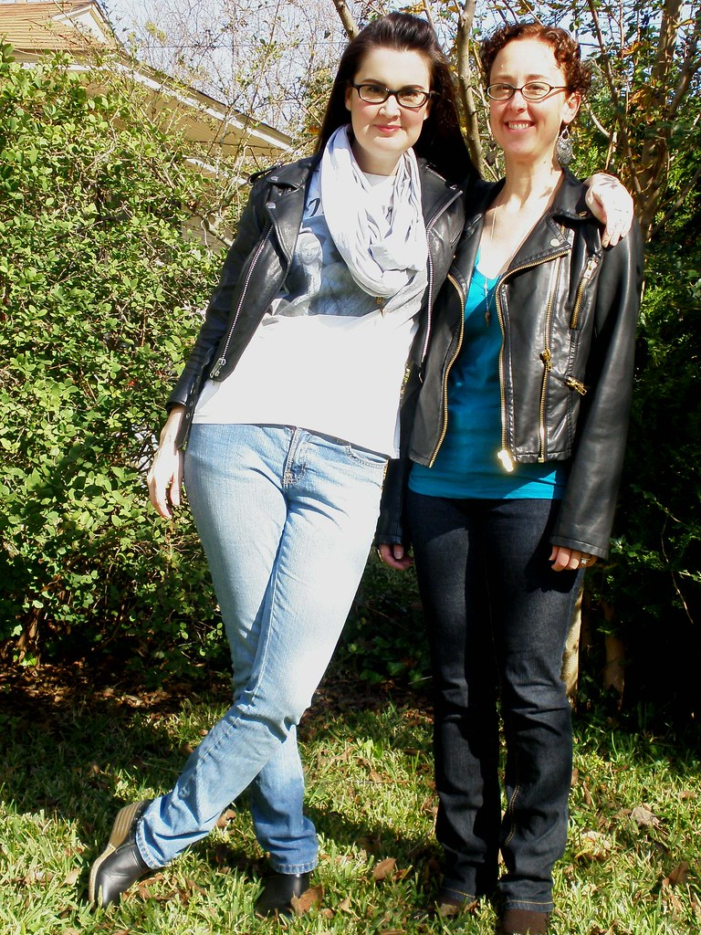 Alannah and I