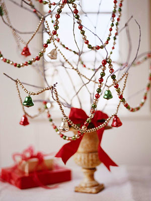 Christmas garland decor