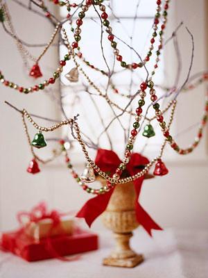 Christmas garland decor