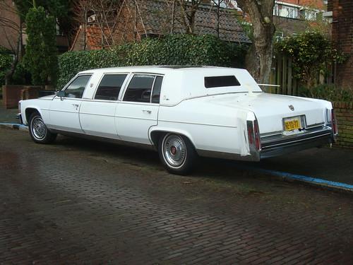 1983 Cadillac Fleetwood Brougham Limousine (O'Gara Coachworks)
