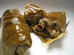 Dolmathes (Stephie189) Tags: greek rice meat dolmathes greekfood dolma stuffedgrapeleaves dolmades dolmatia