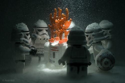 Stormtroopers' Perpetual Winter