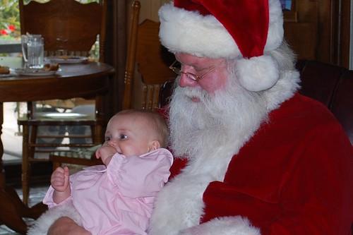 Anna Kate and Santa (4)