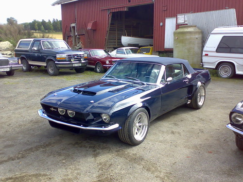68 Mustang Shelby Clone