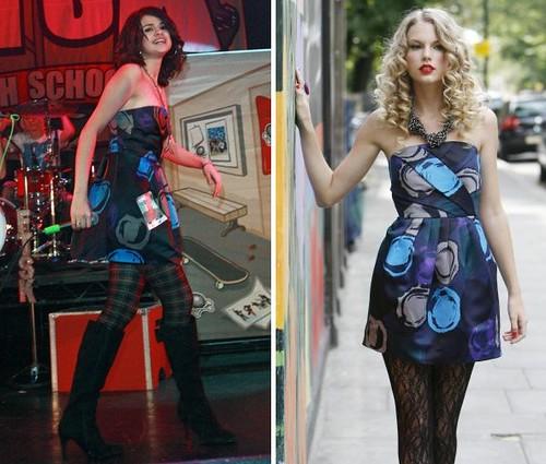 selena-gomez-taylor-swift-same-dress