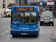 STAGECOACH X192FOR (welshpete2007) Tags: dennis dart caetano stagecoach slf b40f x192for