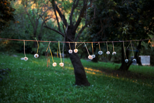 20x200 Edition: Dandelion Clothesline, Santiago, Chile by William Lamson por Jen Bekman