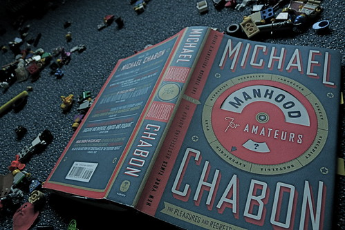 reading michael chabon