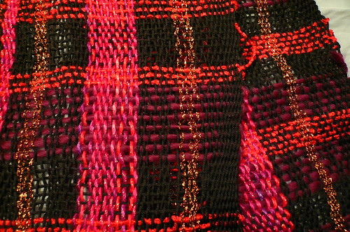 Woven Scarf 2 - Detail