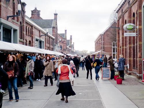 Funky x mas market amsterdam