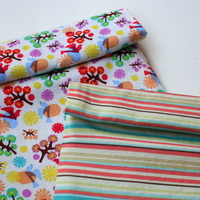 ~joyful earth~ joyful earth snack bags - set of two