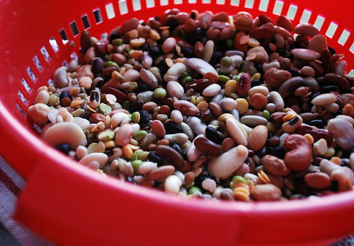 17 Bean Soup - beans