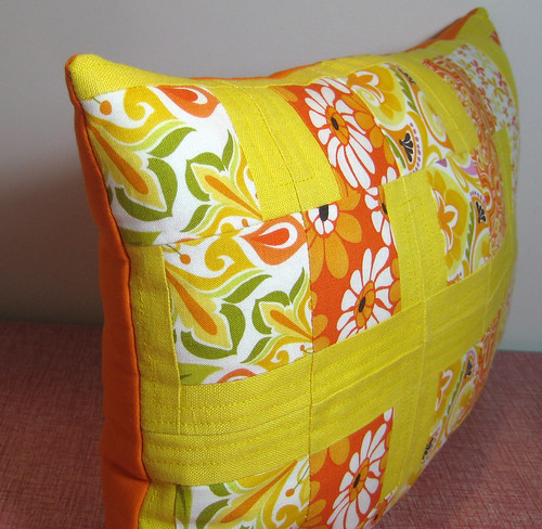 spring pillow side