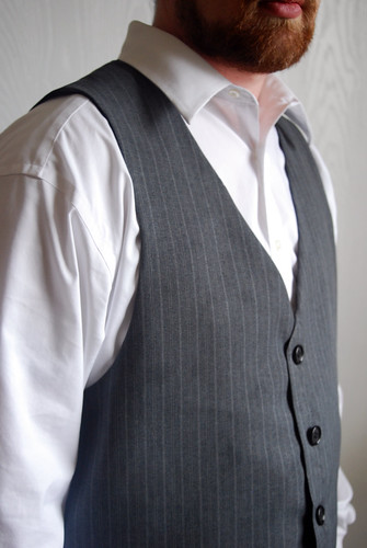 Brendan's Snazzy Vest