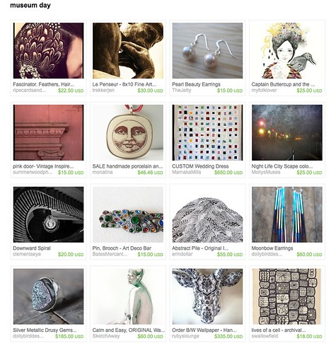 Etsy.com Treasury Listing Custom Wedding Dress Quilt
