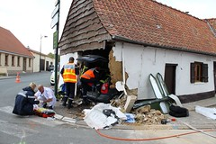 Accident Crmarest (nordlittoral) Tags: accident voiture maison pasdecalais faitsdivers cremarest