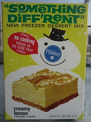 "Pillsbury ""Something Diff'rent"" Freezer Dessert Mix box (daniel85r) Tags: pillsbury vintagepackaging"
