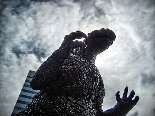 [HDR][CHDK]Godzilla