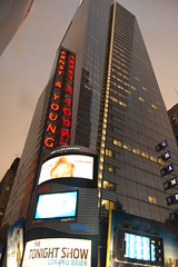 Ernst & Young - Time Square by technochick, on Flickr