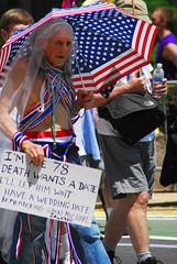 Gay Pride Parade 2009 (Steven Bornholtz) Tags: new york city nyc gay summer urban