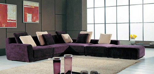 The Martino Microfiber Sectional S260A-SO