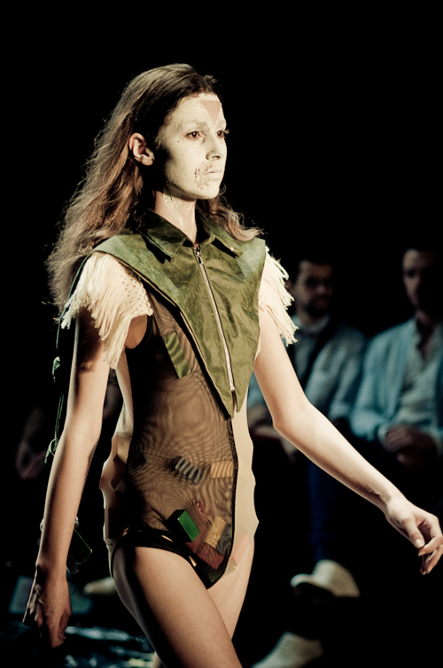 Patrick Mohr Show @ Fashionweek, Berlin