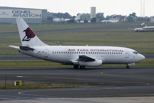 Air Zara International 737-200 ZS-SIL