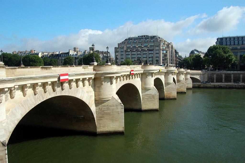 Pont Neuf, Paris 巴黎 新橋