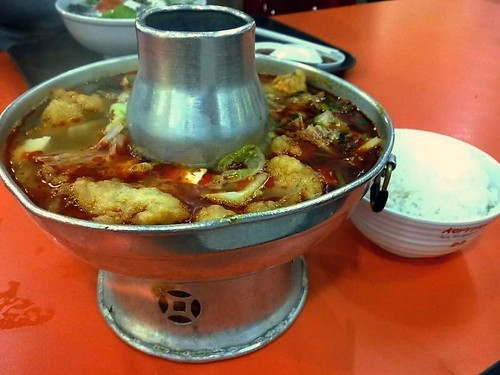 Spicy Steamboat Fish Soup