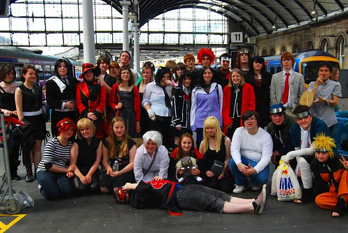 North East Cosplayers Group Shot v2