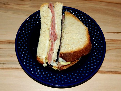 Jamie's Easy White Bread