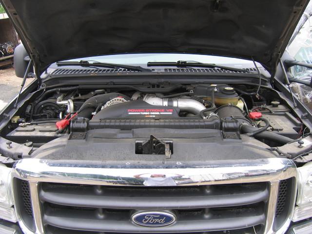 2003 f30 super duty engine