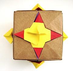 cubo estrelado