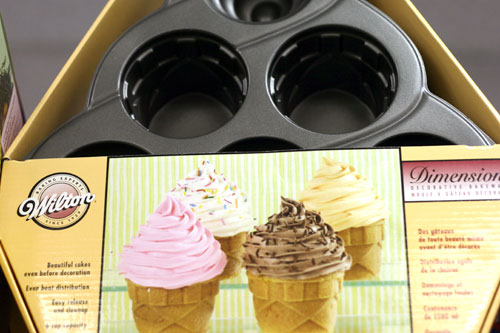 Ice Cream Cone Pan