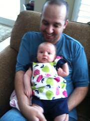 Daddy's girl (leesepea) Tags: james sweetpea